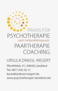 Psychotherapeutin Landshut